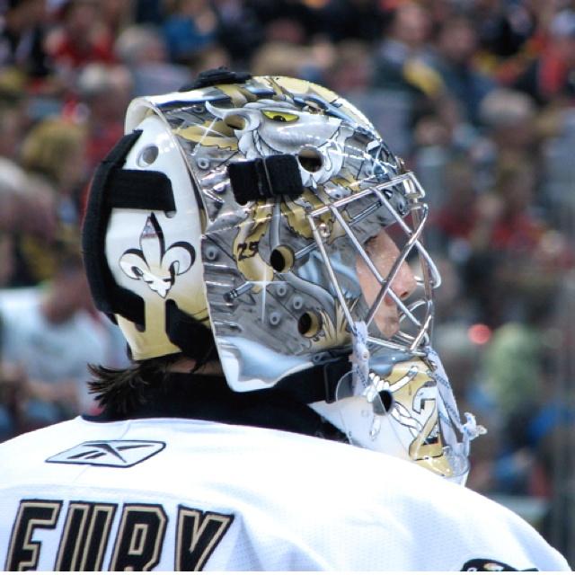 Marc Andre fleury #NHL #penguins #goalie