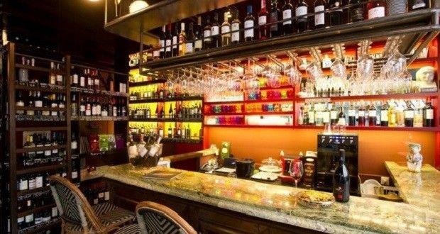 heteroclito - cave & bar à vin με οινική συνεκτικότητα - Pandespani.com