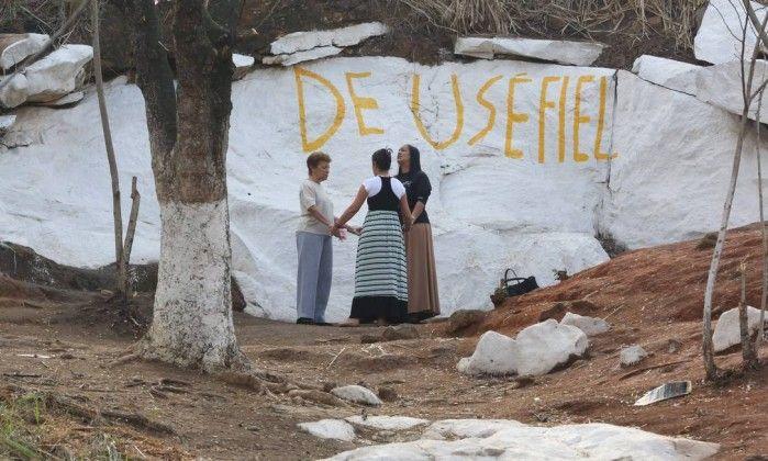 Pontos de peregrinação de evangélicos, montes de oração se propagam no Grande Rio - Jornal O Globo