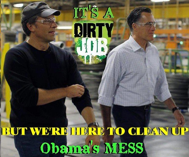 Dirty Jobs Political Humor Pinterest - jobs that are left