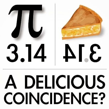 Happy Pi Day! . . . #march14 #piday #nationalpiday #piplease #nerdalert #mathiscool #realtorswhobake #realtorswholikemath