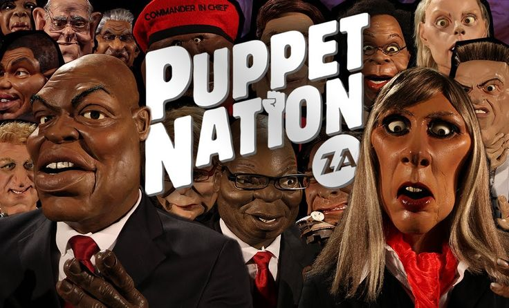 """This is amazeballs! South African satire news show ZANews has been nominated for an International Emmy Epic news for South African satire show """"Puppet Nation"""". http://www.thesouthafrican.com/this-is-amazeballs-south-african-satire-news-show-zanews-has-been-nominated-for-an-international-emmy/"""