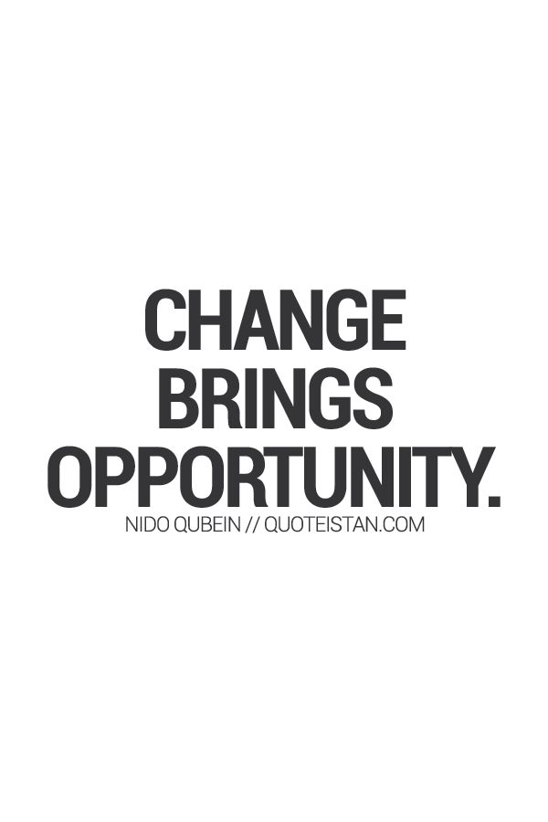 17 Best Images About Opportunities Quotes On Pinterest