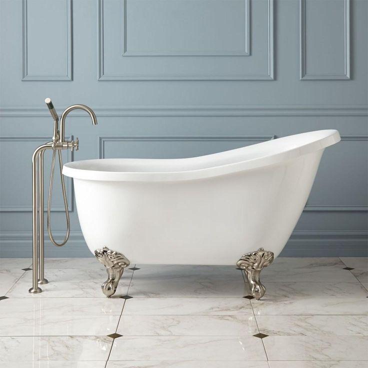 baignoires sur pattes