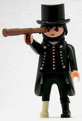 CAPTAIN AHAB PLAYMOBIL Custom zu Kapitän Romanfigur Moby Dick Walfänger - 1843