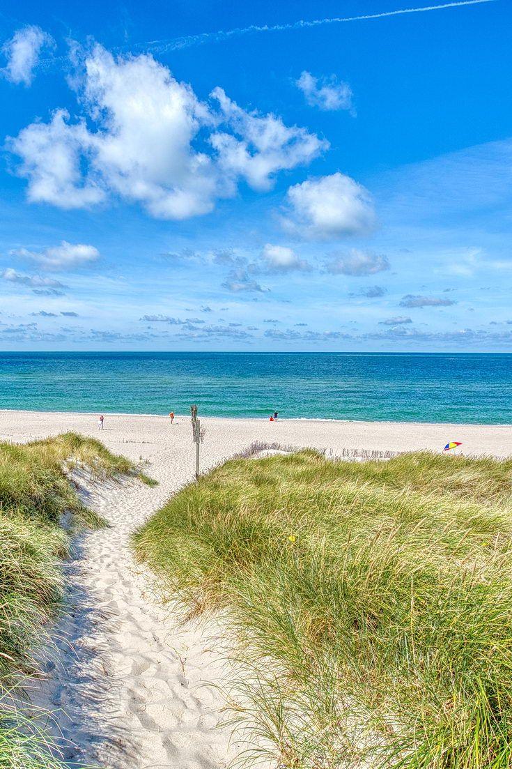 Strand Urlaub Im Sommer Sylt Urlaub Sylt Strand Urlaub