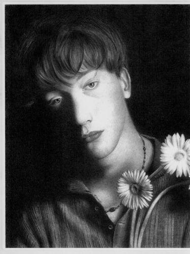 Graham/Flower #grahamcoxon #blur