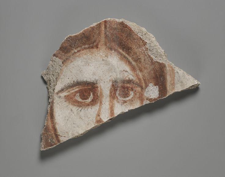 Dura-Europos, Siria. Il ritratto di una donna (Julia Domna), 203-217. Yale University Art Gallery, New Haven