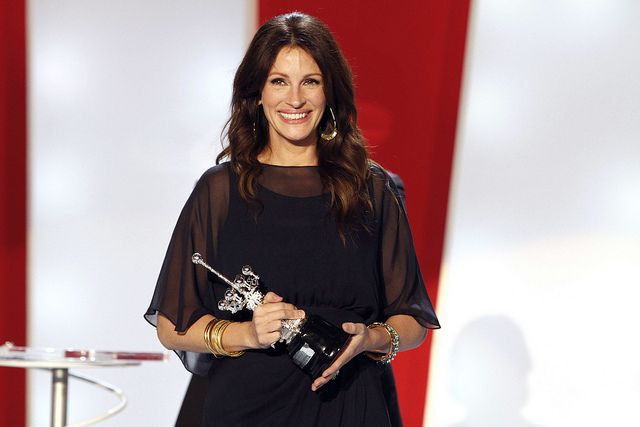 Donostia Awards. 58th Edition: Julia Roberts. #movie #film #cinema #sansebastian