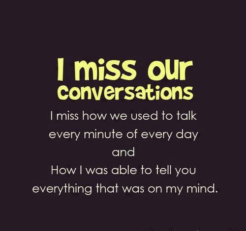Sad I Miss You Quotes For Friends: Yeah I Do :( ..quotes, Conversations, Missing, Life, Love