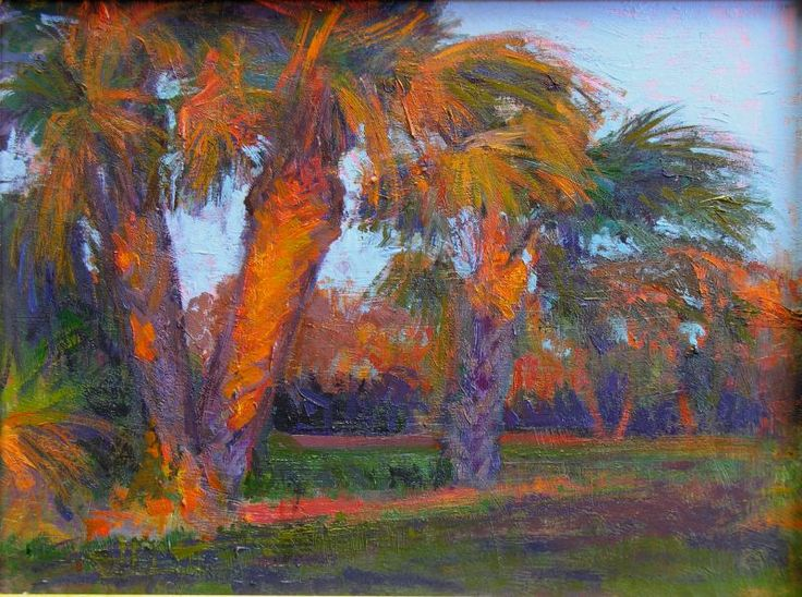233 Best Forest & Trees Plein Air Paintings Images On
