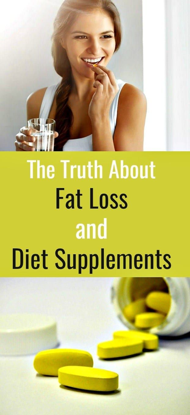 does diet pills help you lose weight