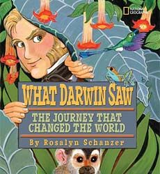Teach kids the TRUTH, not a boat and animal pairs.  fantastic kids book on Darwin and evolution