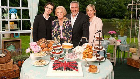 All the recipes from season 3 of the Great British Bake  Off with Paul Hollywood