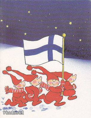 flag days in finland 2015