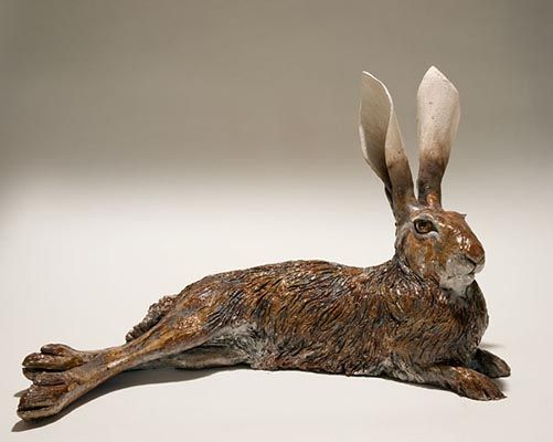 Clay Hare Sculptures
