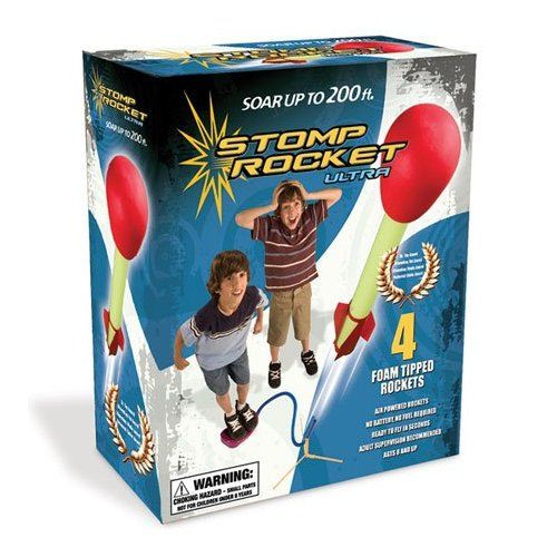 Gift Ideas: 5 Year Old Boy | Stomp rocket, Gifts for kids ...
