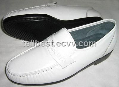 Irvine Park Kidskin Slip on Shoes(TB1D0701) (TB1S012) - China footwear, TELLBEST