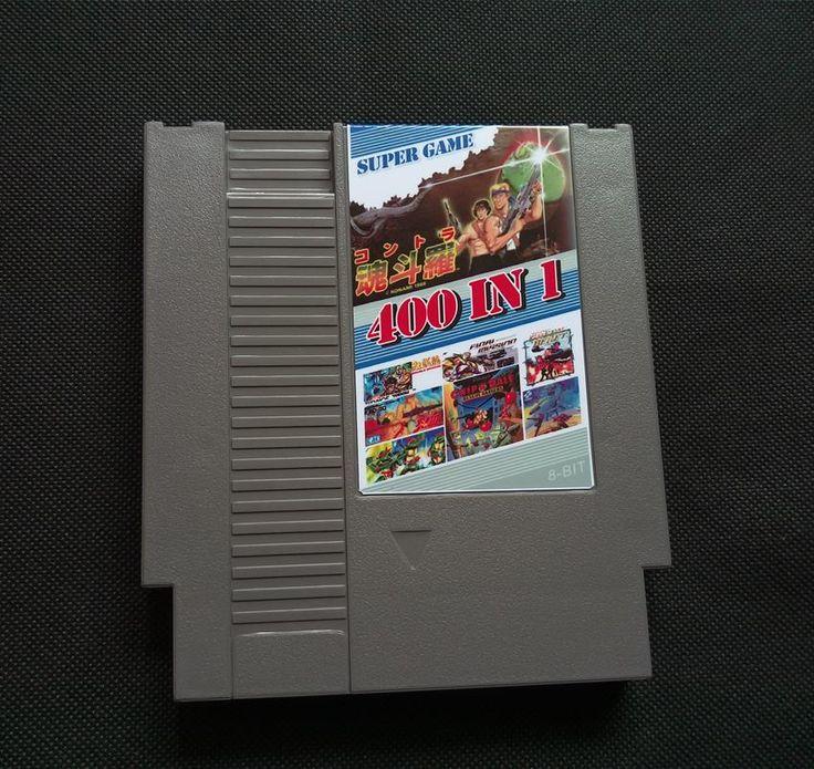 C$ 17.25 Pas cher 400 En 1 DIY 72 broches 8 bit Jeu pour NES avec jeu Contra 7 NINJA GAIDEM DOUBLE DRAGON NINJA TURTLES 3 90 RÉSERVOIR de NEIGE BROS alien 3, Acheter    de qualité directement des fournisseurs de Chine:72pins 150 in 1 Game Cartridge with game Rockman 1 2 3 4 5 6 NINJA TURTLES Contra Kirby's Adventure (Battery Save) Red o