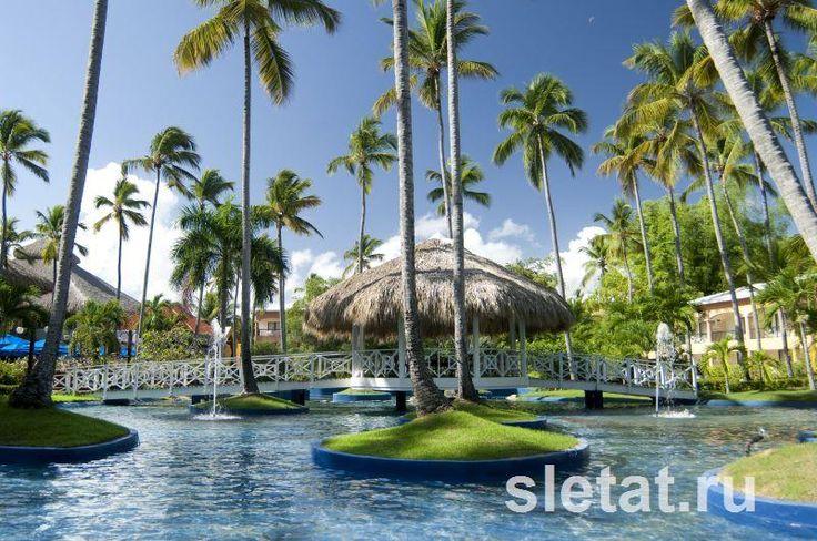 Отель Barcelo Dominican Beach 4**, Доминикана