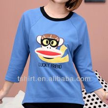 Printing Round neck ladies long sleeve t shirt best buy follow this link http://shopingayo.space