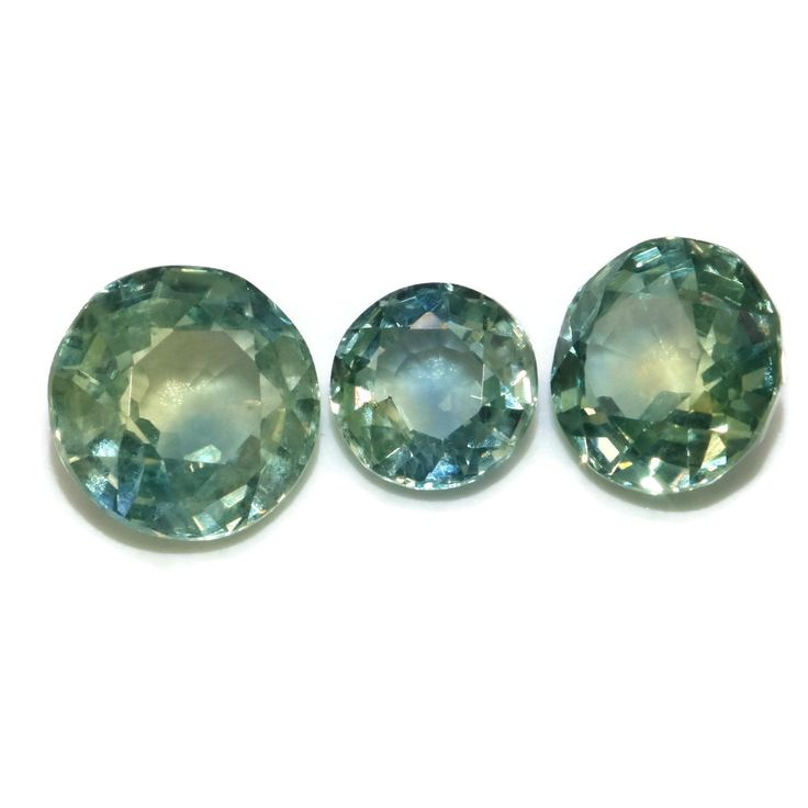 Montana Sapphire, Natural Green Blue Sapphire, Loose Sapphire Stone, September Birthstone, Natural Sapphire Stones by BridalRings on Etsy https://www.etsy.com/listing/508497975/montana-sapphire-natural-green-blue