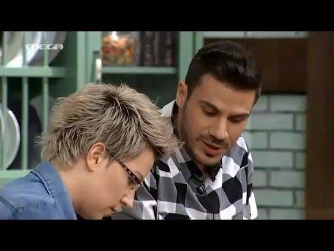 """""""Οι πίτες της Σοφίας"""" στον Άκη Πετρετζίκη στο MEGA - YouTube"""
