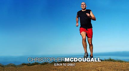 Christopher McDougall: Are we born to run? | Video on TED.com