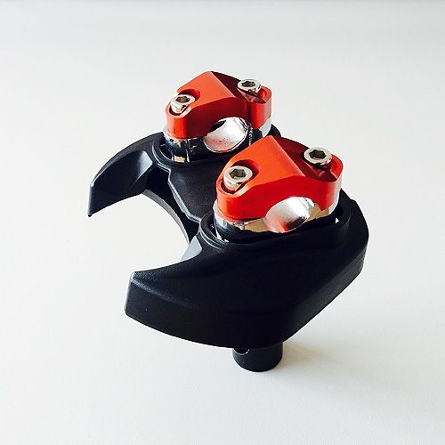 38.38$  Watch here - http://ali41y.shopchina.info/go.php?t=32804913480 - Electric motor scooter magic to separate the 22mm block level leading base pressure code bracket 38.38$ #buymethat