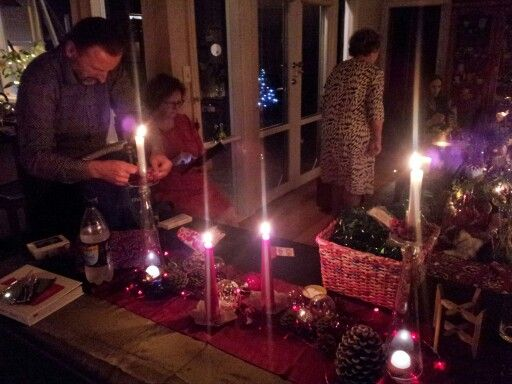 Christmas eve - photoception