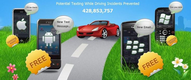 No Texting While Driving Apps – Apps for Stopping Texting While Driving