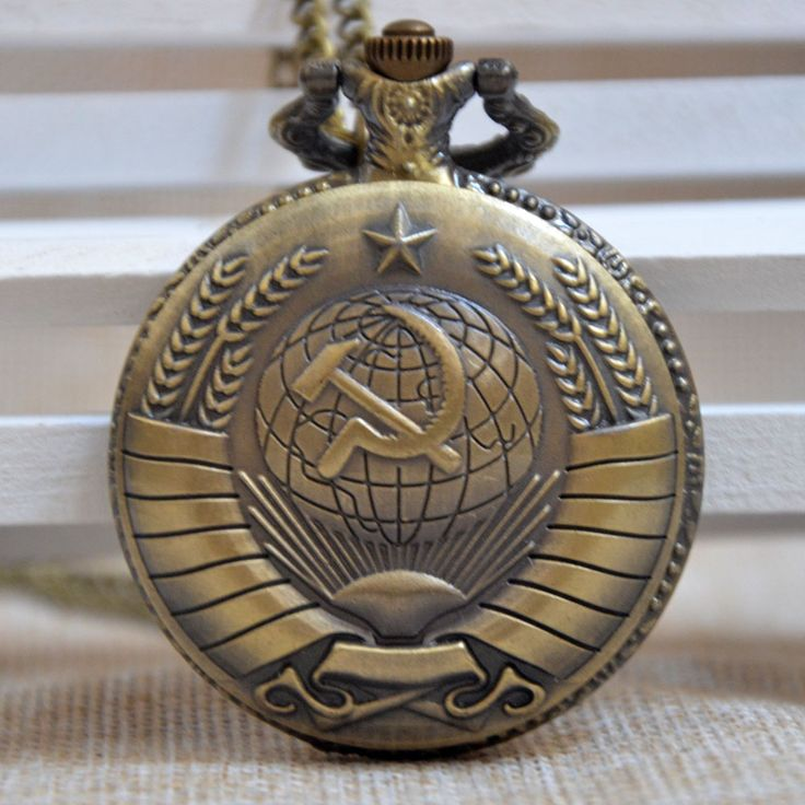 Like and Share if you want this  Soviet USSR Emblem Earth Sickle Hammer Communism Quartz Pocket Watch Pendant & Necklace     Tag a friend who would love this!     FREE Shipping Worldwide     Get it here ---> https://ihappyshop.com/soviet-ussr-emblem-earth-sickle-hammer-communism-quartz-pocket-watch-pendant-necklace/