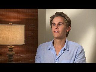 Endless Love: Rhys Wakefield Interview --  -- http://www.movieweb.com/movie/endless-love-2014/rhys-wakefield-interview