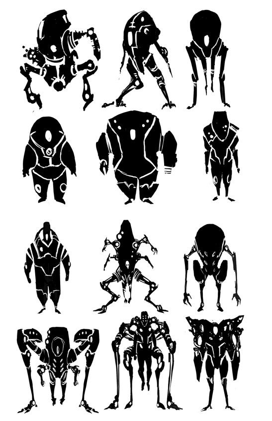 Character Design Thumbnails : Best images about monsters on pinterest warhammer