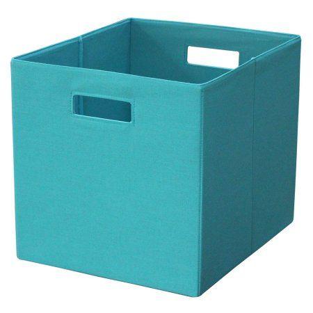 Best 25 fabric storage bins ideas on pinterest fabric bins fabric boxes tutorial and fabric for Better homes and gardens storage bins