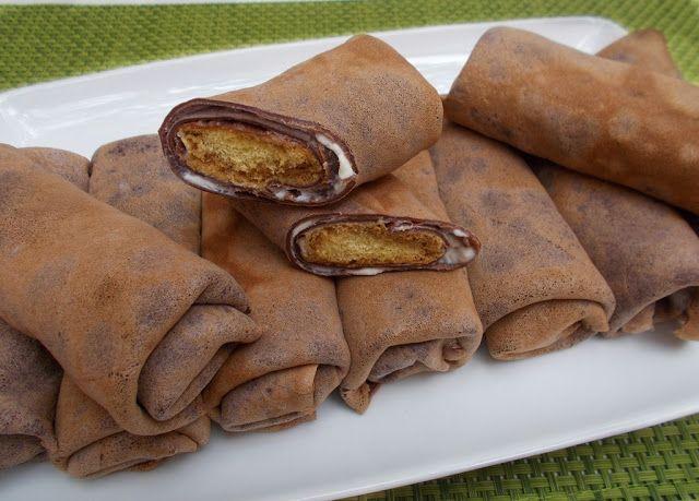 Clatite Tiramisu - Bunătăți din bucătăria Gicuței