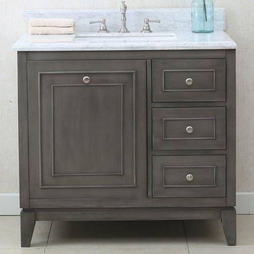 "Found it at Joss & Main - Lynch 36"" Single Bathroom Vanity Set"