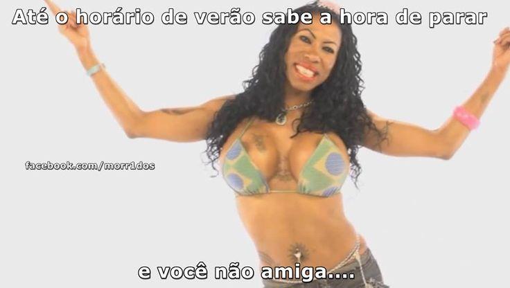 meme sobre horario de verao ines brasil