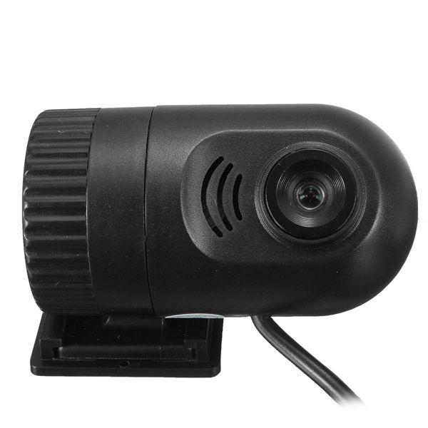 Car DVR Video Recorder Reverse Rear View Parking Camera 120 Degree HD 1080P G-Sensor