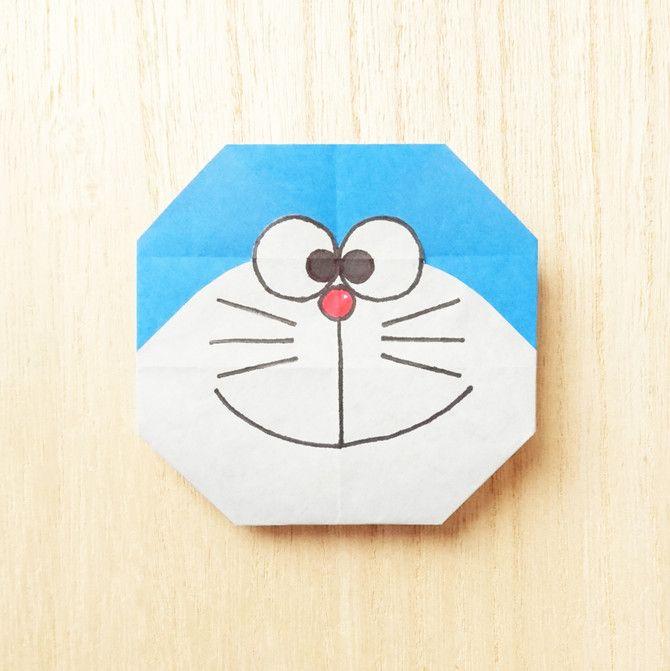 折り紙 ドラえもん の折り方 weboo ウィーブー 自分でつくる 折り紙 ドラえもん 折り紙 子供 工作 クリスマス