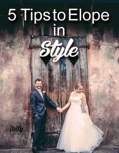 5 tips to Eloping in Style Eloping | Photography | New Orleans