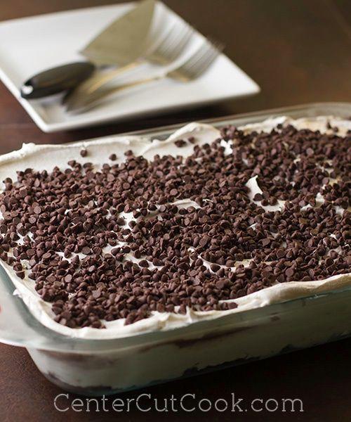 lasanha de chocolate divina