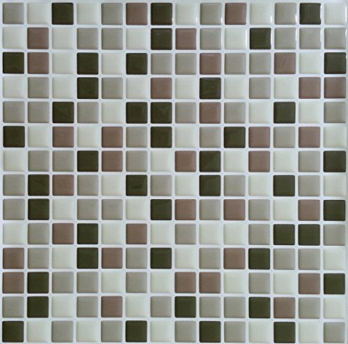Tile & Decor 9 Best Home Decoration Self Adhesive Wall Tile Stickers Mosaic For