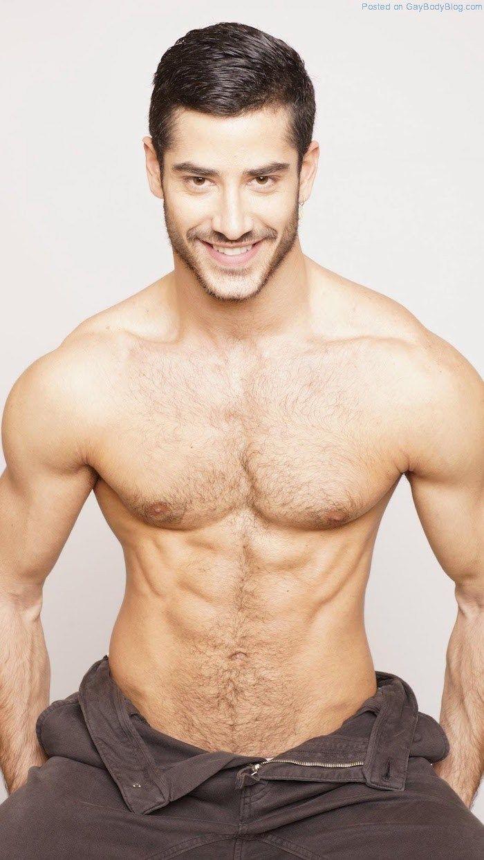hot men from spain
