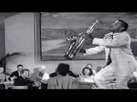 "Long Tall Sally - 1956 ""Little Richard"" ~ Great song but it looks like LITTLE RICHARD was lip synching I'm sorry to say. A great Rocker none the less, and it did get it's share of air time at my shows."