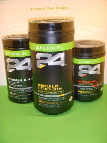 Herbalife 24 Formula 1 Shake, Herbalife 24 Prolong