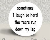 .Funny Buttons Signs, Andor Cry, Quotes, Sadness, Laugh Andor, So True, Laugh And Or, Hard, 50 Things