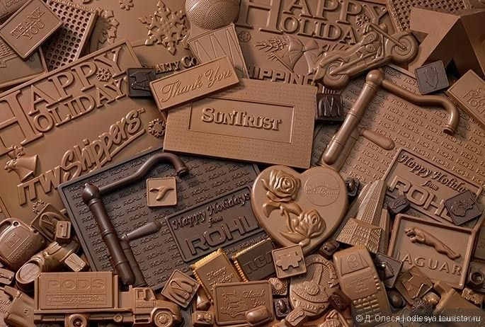 Шоколад! самый интересный, самый вкусный, самый странный... — блог туриста odlesya на Туристер.Ру