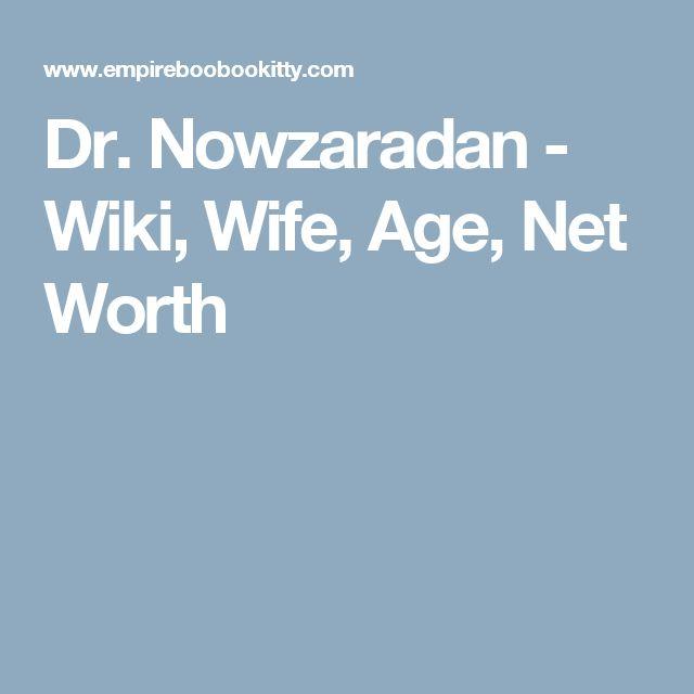 Dr. Nowzaradan - Wiki, Wife, Age, Net Worth
