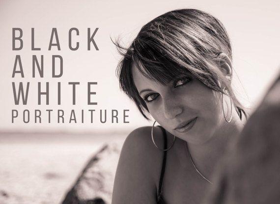 Black & White Portraiture by TimelessPresets on Etsy